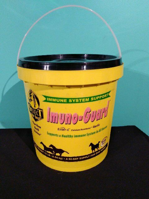 10 LBS OF SELECT  THE BEST IMUNO-GUARD SUPPORTS HEALTHY IMMUNE SYSTEM IN HORSES  official website