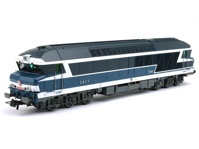 Locomotive diesel CC 72085 SNCF ép. IV analogique - HO 1/87 - ROCO 73004