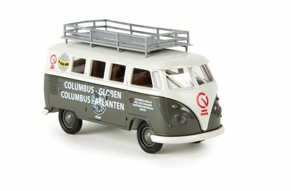 1//87 Brekina # 1212 VW T1 b Kasten Colgate Palmolive Sondermodell Reinhardt