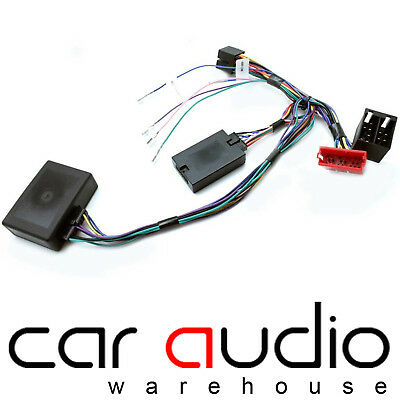 CTSAD00C.2 AUDI TT 2003 to 2014 STEERING WHEEL STALK CONTROL INTERFACE