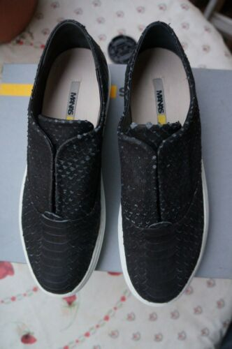 Sneakers Femme Eurasian Noir Manas 39 nero Warriors Rapallo BS8xqnz