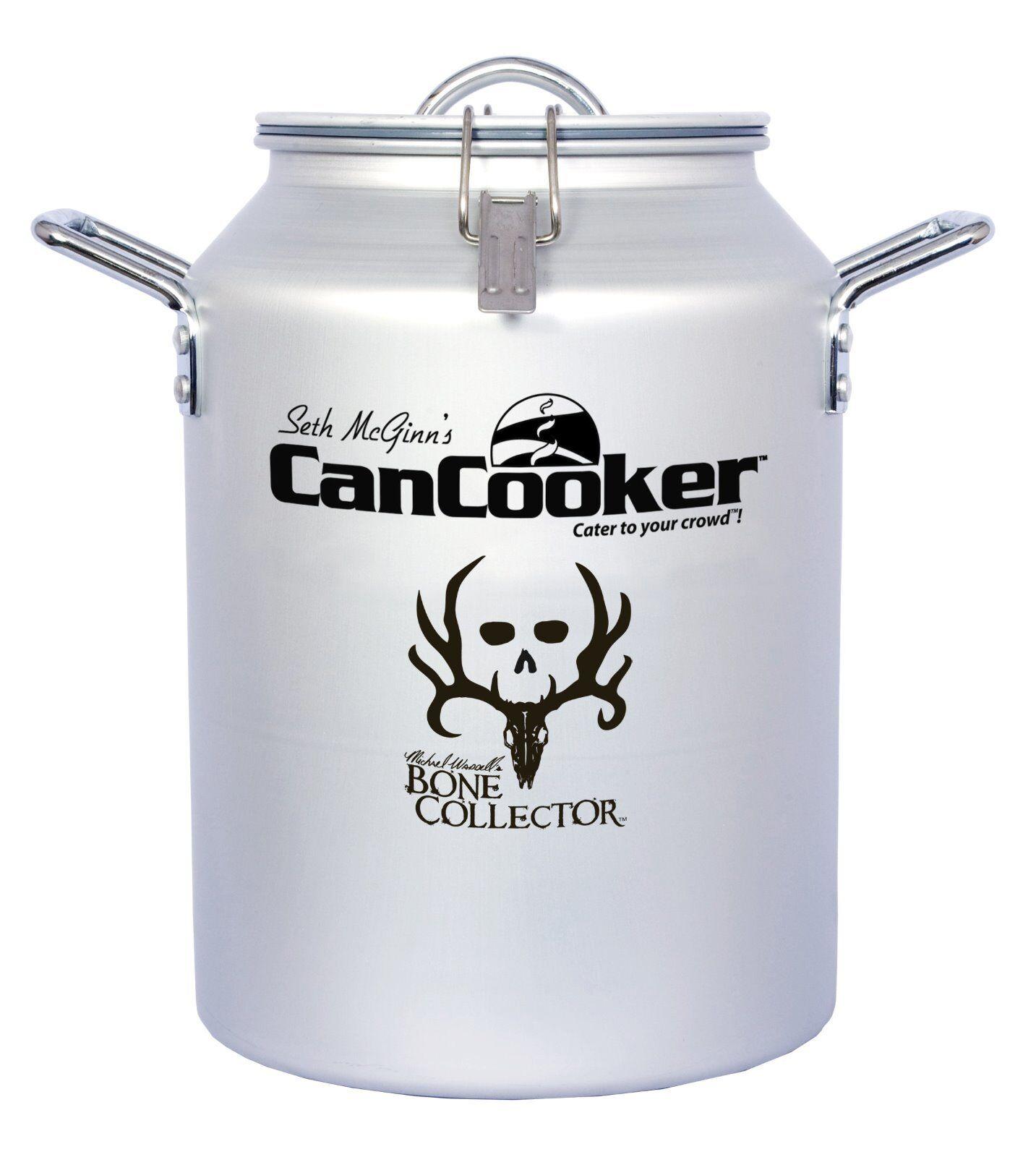 Cancooker-El coleccionista de huesos cancooker - 4 GAL (approx. 15.14 L) -