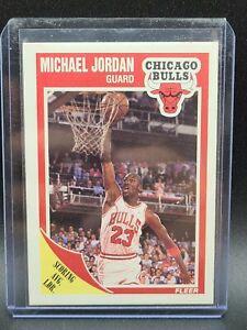 Michael Jordan 1989 Fleer #21