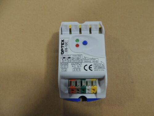 OPTEX CONTROLLER FOR INFRARED SAFETY BEAM OS-12C