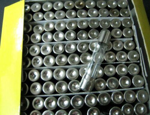 100 Pcs//Lot 15 Amp 6x30mm 15A Quick Blow Auto Glass Tube Fuse #gtn