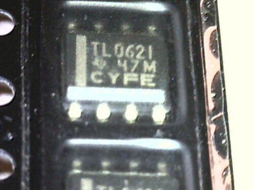 10x TL062IDR TL062  Dual low-power JFET-input general-purpose Op-Amp SMD SO-8