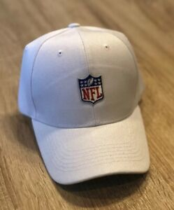 NFL-White-Referee-Cap-Hat-2019-Adjustable-Embroidered-Patch-Style