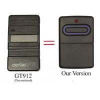 Genie Garage Opener Visor Remote 9 & 12 Switch Compatible Gpt-1 Gt912 Mat90