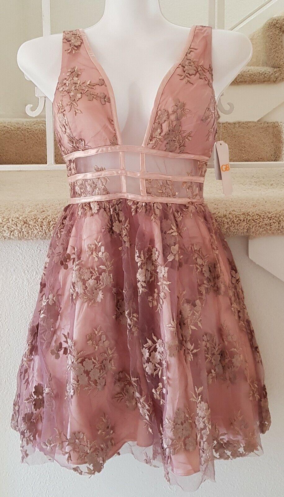 David & Bridal Prom Party Dress 9