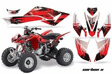 AMR Racing Honda TRX 400 EX Graphic Kit Wrap Quad Decal ATV 2008-2015 CARBON X R