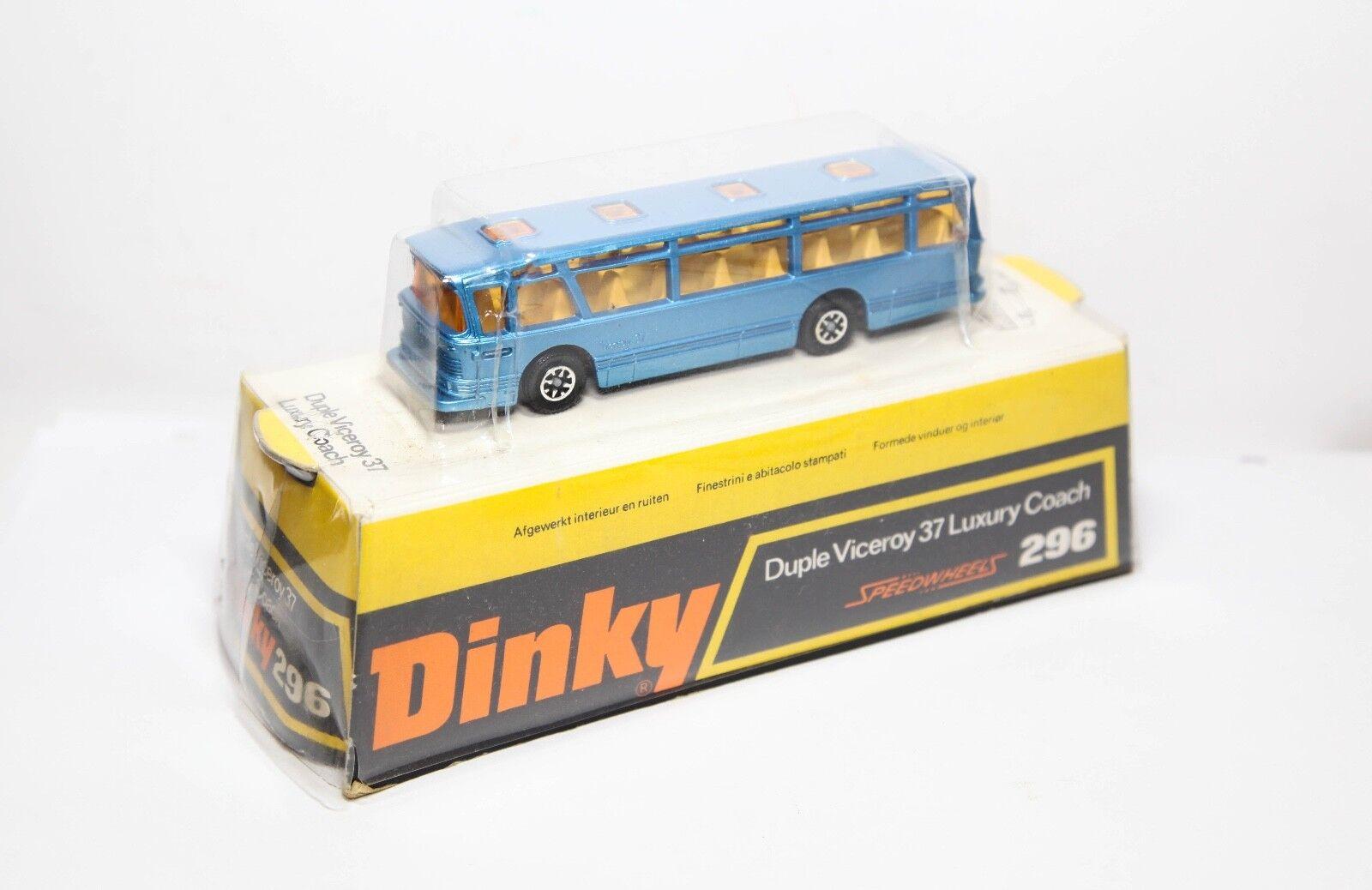 Dinky 296 DUPLE VICEROY 37 Luxe Coach dans boîte d'origine-EX Shop Stock RARE | économie  | Pas Cher  | Une Forte Résistance à Chaleur Et Résistant  | Le Moins Cher