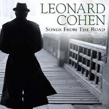 "LEONARD COHEN ""SONGS FROM THE ROAD"" CD NEU"