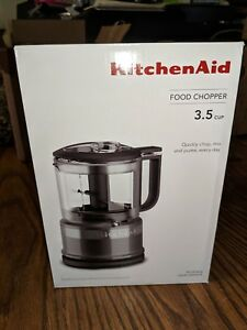 Kitchenaid Mini Food Processor 3 5 Cup Kitchen Aid Food Chopper Ebay