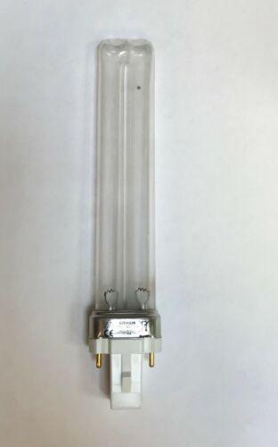 OSRAM Puritec HNS S 9W Entkeimungslampe UVC Lampe Sockel G23 tötet Vieren !!!