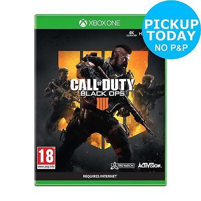 Call of Duty: Black Ops 4 Microsoft Xbox One Game.