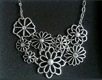 Lia Sophia Bouquet Necklace