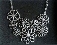 Lia Sophia Bouquet Necklace