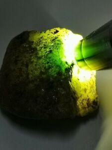 Ice-Green-Burmese-Jadeite-Jade-Rough-Raw-Stone