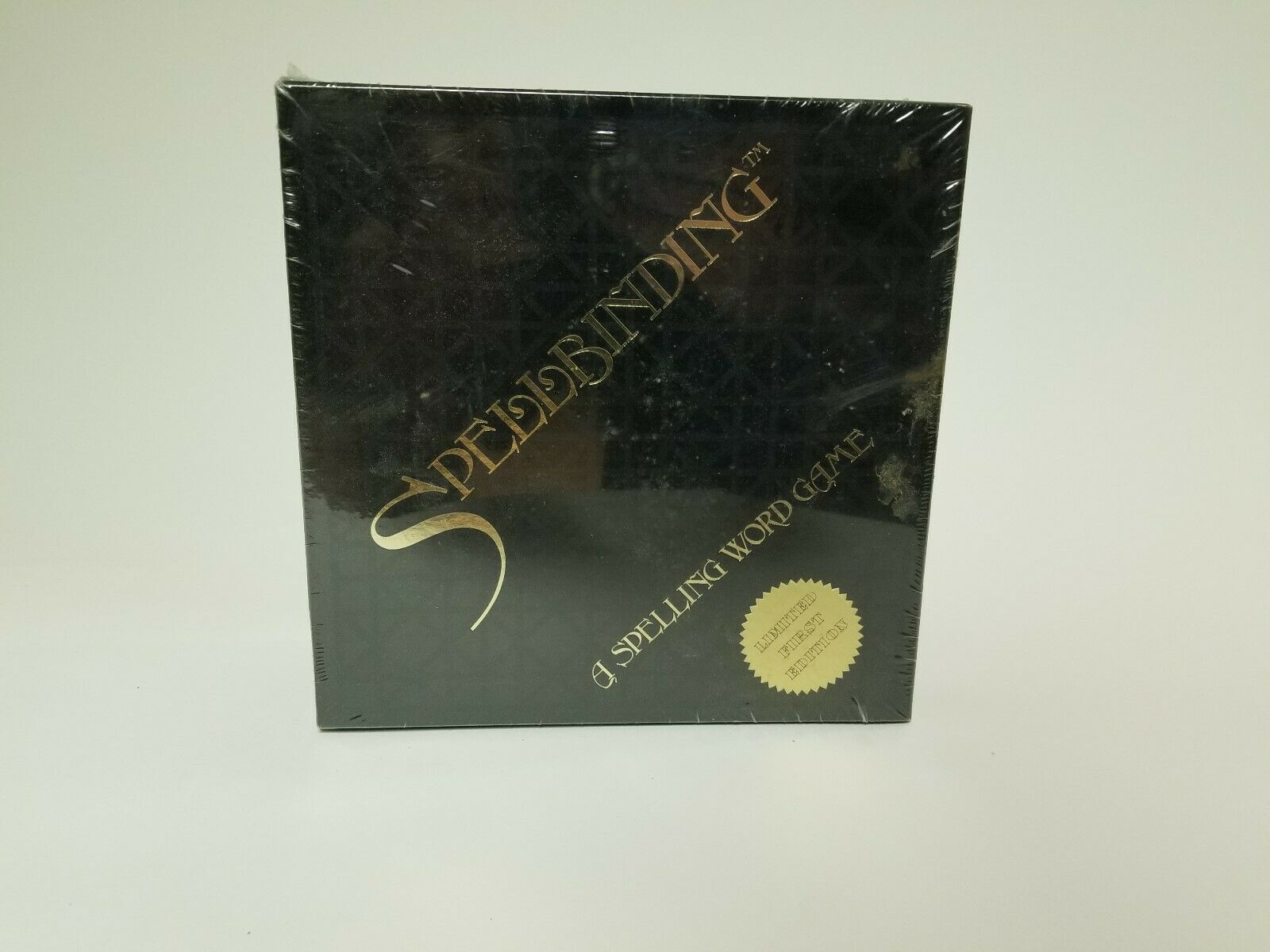 Spellbinding A Spelling Word Game Limited First Edition NEW IN SEALED BOX