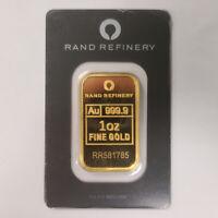 1 oz Rand Gold Bar in Assay Card Mississauga / Peel Region Toronto (GTA) Preview