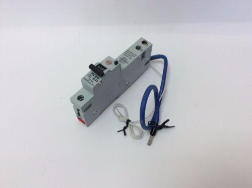 Wylex 40 Amp RCBO 30 mA 6KA B tipo NSBS 40-B//1 per docce