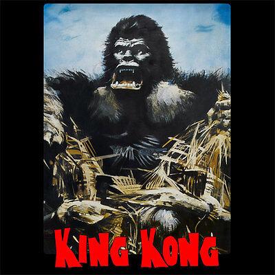 A46 - Adult sizes S thru 5X Custom T-Shirt - King Kong