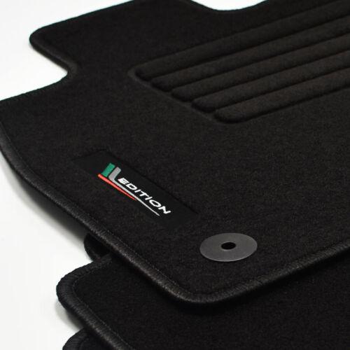 Alfombrillas profesionales gamuza Edition tapices para skoda Octavia III 5e a partir de año 11//2012