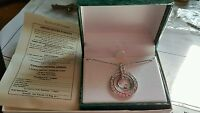 Brand Suzanne Somers Sterling Silver And Cz Stone Necklace