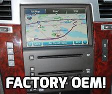 CADILLAC® ESCALADE GPS NAVIGATION SYSTEM DVD RADIO EXT ESV 2007 2008 2009 2010