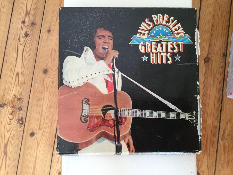Elvis: Elvis greatest hits, andet