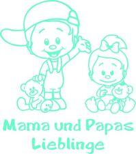 Babyaufkleber,Autoaufkleber,Namenaufkleber,Geschwisteraufklebers GGS98