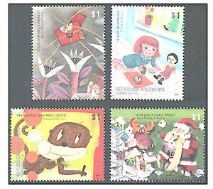 (2008) Gj.3665-8. Enfants Contes. Complet 4-stamp Set. Neuf Sans Charnière Excellent état.-afficher Le Titre D'origine