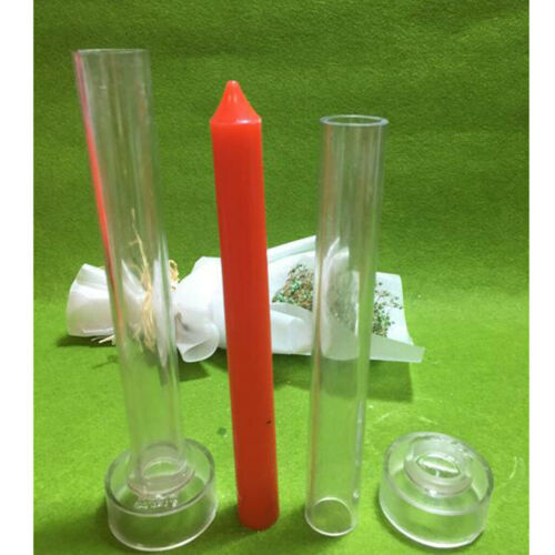2pc Craft Making Candle DIY Model Church Top Mould Handmade Candle Mold Tool
