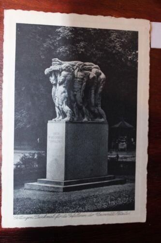 Postkarte Ansichtskarte Hessen Kupfertiefdruck