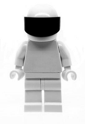 LEGO The Stig Minifig Racing Track Driver NEW