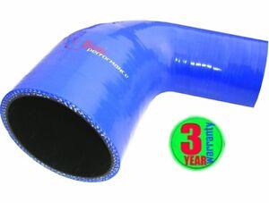 Silikonschlauch Reduzierung 90° 63-51mm, Silikon Schlauch, Silicone 90° reducer