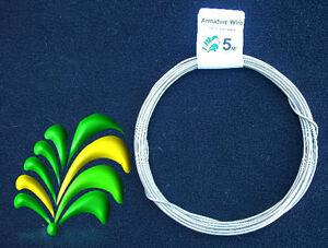 2.0mm x 5m Aluminium Craft Modelling Armature Frame Wire