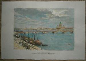 1880-Reclus-print-NEVA-AT-ST-PETERSBURG-RUSSIA-46