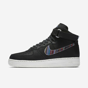 Details about Nike Air Force 1 High 07 LV8 Men's 11 Black BasketballAthletic Shoes 806403 006