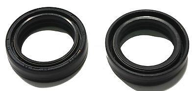Fork Dust Wiper /& Oil Seal Kit Set Seals Honda CM450 E 1982 1983 CM450E CM450-E