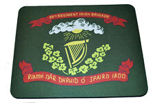American Civil War Ireland Gaelic Celtic Irish Brigade Flag Mousepad Mouse Mat