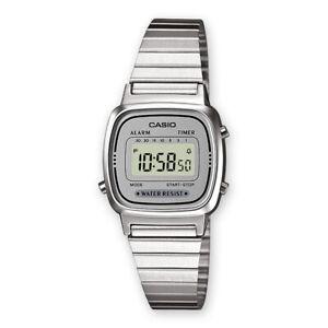 precio reloj digital casio mujer