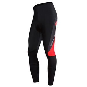 Mens-Running-Fitness-Cycling-Bicycle-Bike-Pants-Tights-SportsWear-Long-Trousers