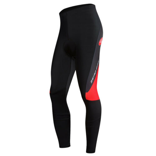 Mens Running Fitness Cycling Bicycle Bike Pants Tights SportsWear Long Trousers