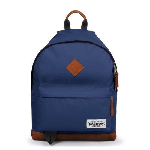 Eastpak Wyoming Backpack 64J Into Tan Navy EK811 24L Unisex Brand New USA Seller
