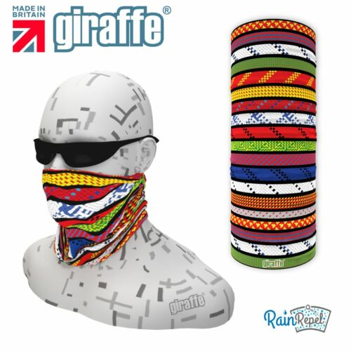 G545 Climbing Rope Multifunctional Headwear Snood Bandana Headband Ski cycle run