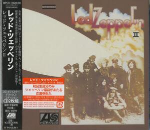 LED-Zeppelin-Led-Zeppelin-II-Deluxe-Edition-Japan-2-CD-g35