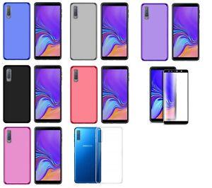 Funda-Samsung-Galaxy-A7-2018-6-TPU-GEL-SILICONA-LISA-CRISTAL-COMPLETO