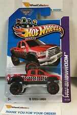 '10 Toyota Tundra #167 * RED * 2013 Hot Wheels * E14