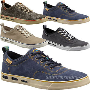 9758b8fa5dc Columbia Classic Sneakers Mens Vulc N Vent Canvas Sneakers Lace Up ...